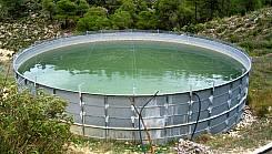 Centro de acuicultura experimental c a e for Piscina municipal lliria